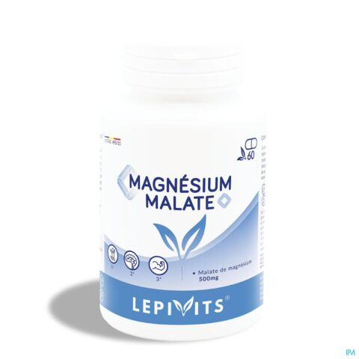 Leppin Magnecalm Gel 60x500mg