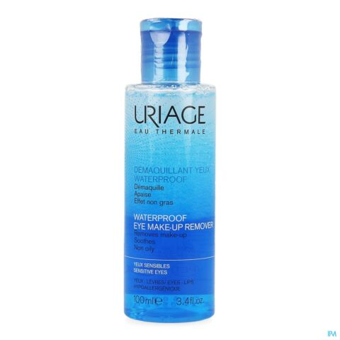 Uriage Waterproof Cleanser Ogen Flacon 100ml