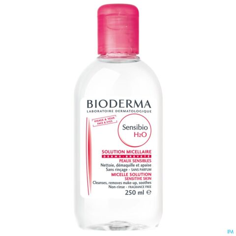 Bioderma Sensibio H2O Micellair Water 250ml