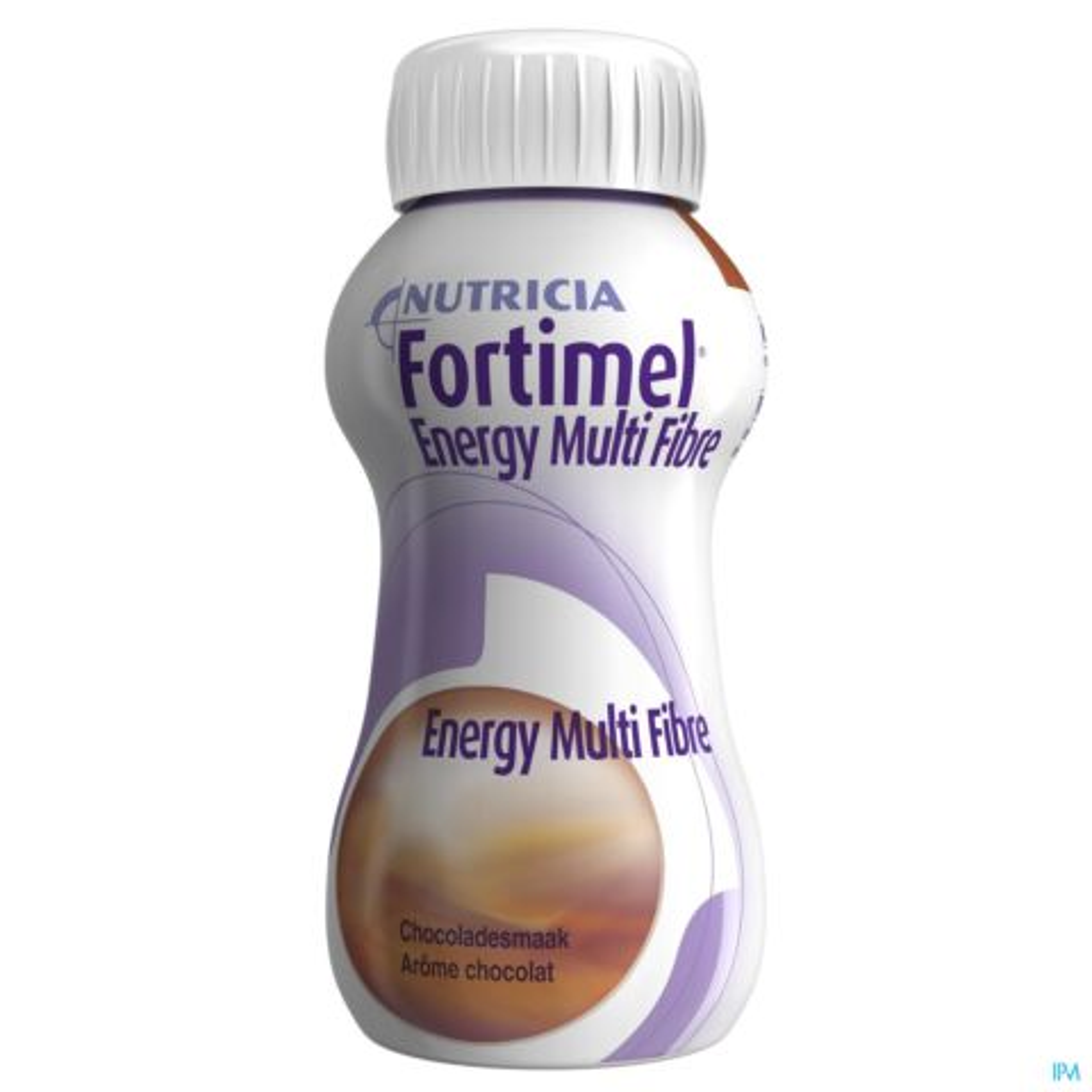 FORTIMEL ENERGY MULTI FIBRE CHOCOLADE 4X200ML