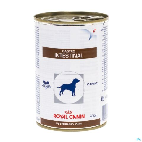 RC VDIET GASTRO INTESTINAL CANINE 12X400GR
