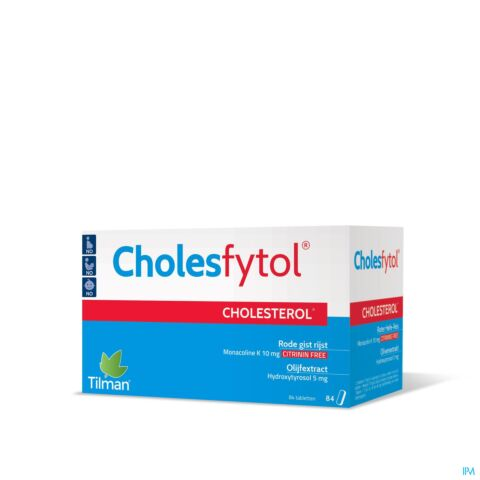 Cholesfytol 84 Tabletten