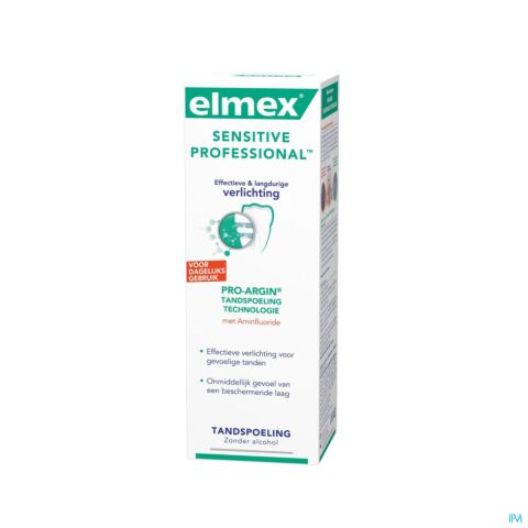 Elmex Sensitive Professional Mondspoeling 400ml