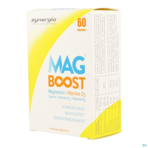 Mag Boost 60 Tabletten