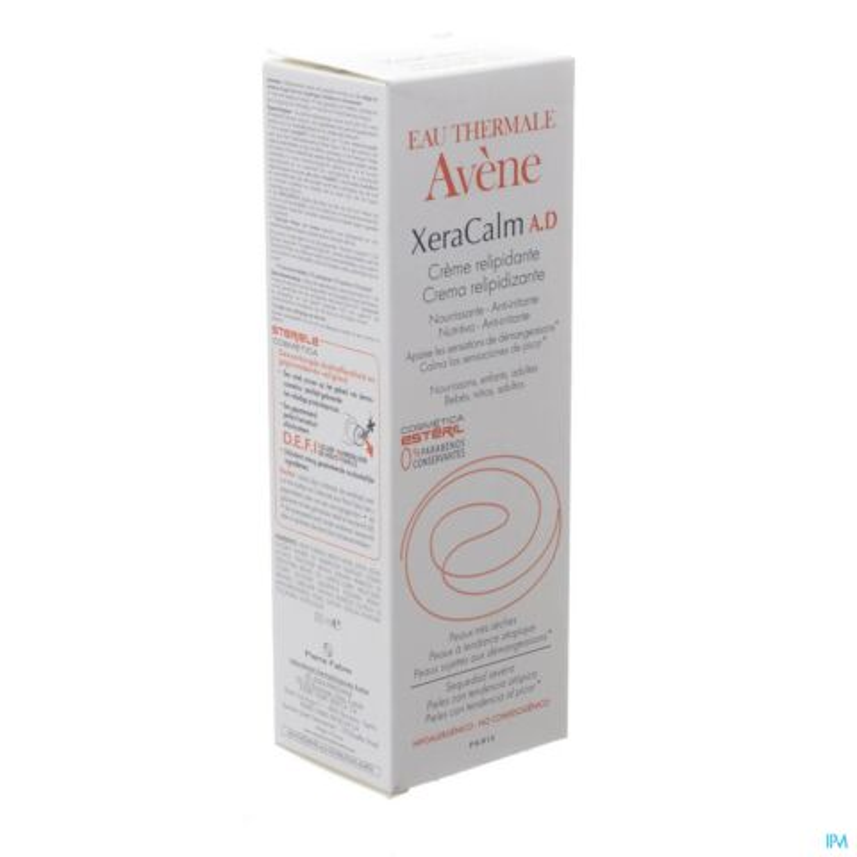 Avène XeraCalm A.D. Vetinbrengende Crème 200ml