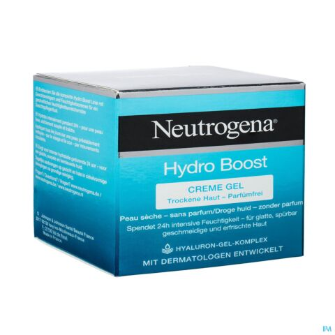 NEUTROGENA HYDROBOOST CREME GEL 50ML