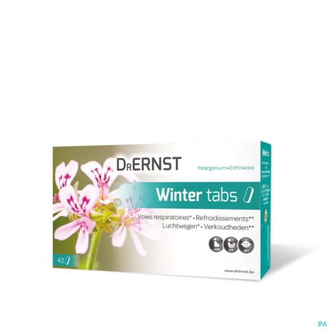 Dr Ernst Winter Tabs 42 Tabletten