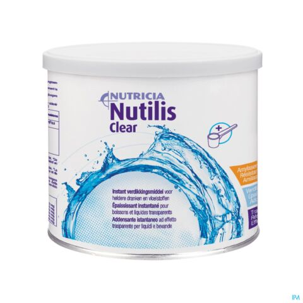 Nutilis Clear Pdr 175g