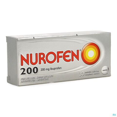 Nurofen 200mg 30 Dragees