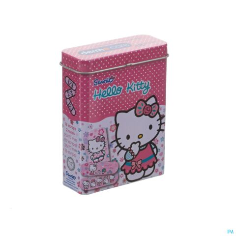 Dermo Care Hello Kitty Pleister Strips 18 Stuks