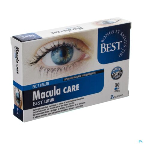 MACULA CARE (BEST) BLISTER GEL 30