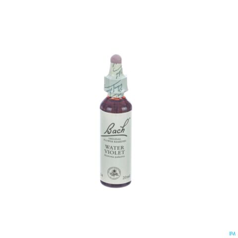 Bach Flower Water Violet 20ml