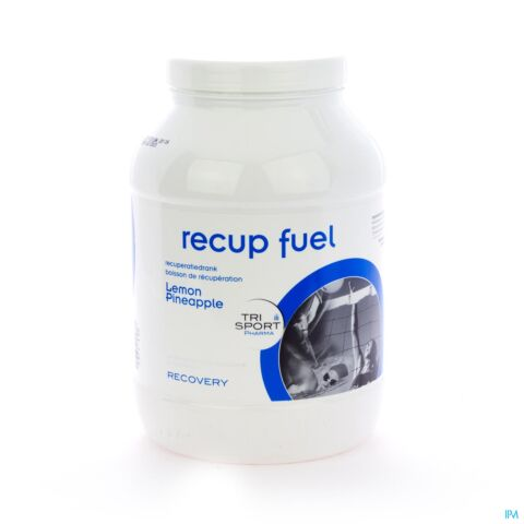Trisport Pharma Recup-Fuel Lemon 1,5kg