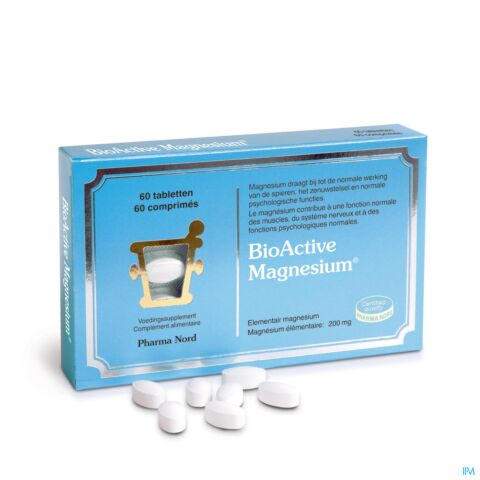 Pharma Nord BioActive Magnesium 60 Tabletten