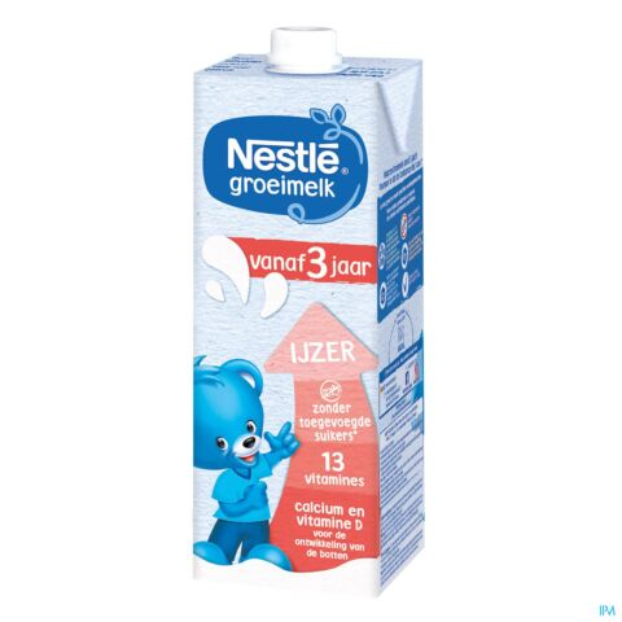 Nestlé Groeimelk 3+ 1L