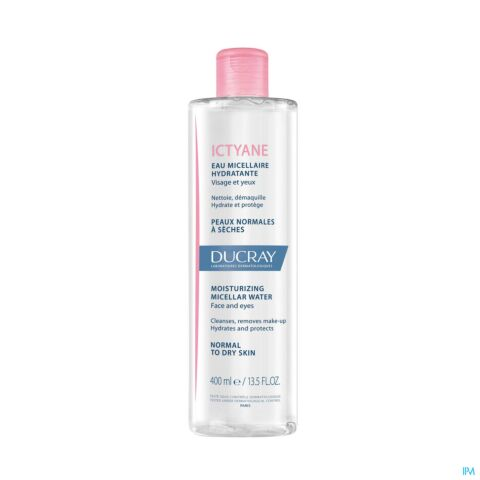 Ducray Ictyane Micellair Water 400ml