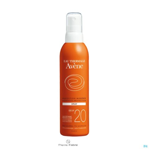 Avène Zon Spray SPF20 200ml