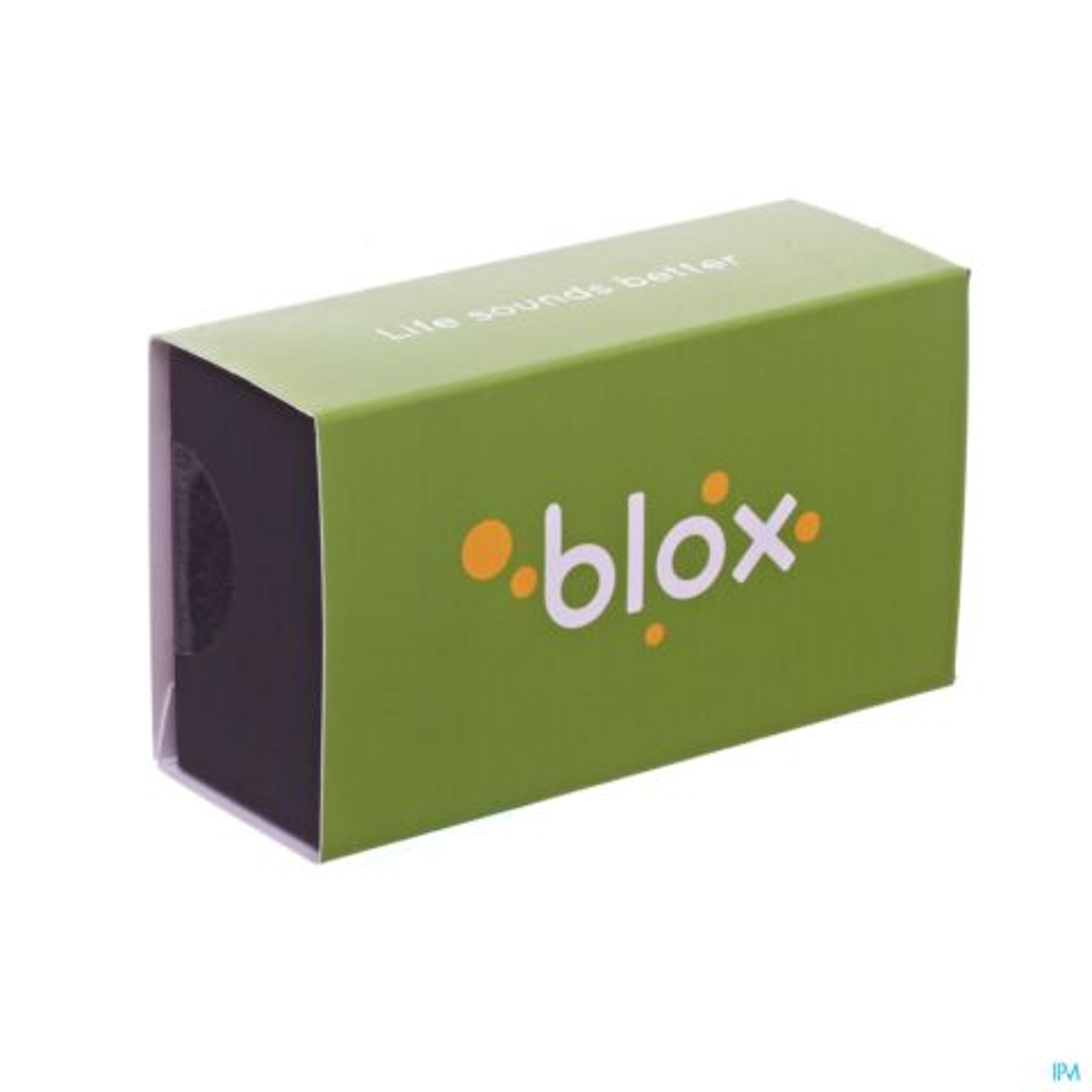 Blox Refill Conisch Oordopjes 20 Paar
