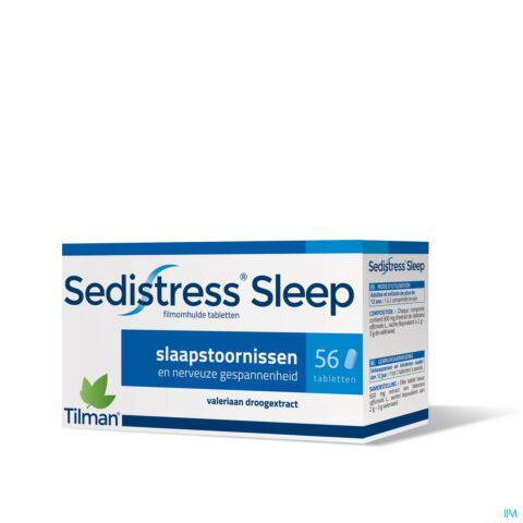 Sedistress Sleep 500mg 56 Tabletten