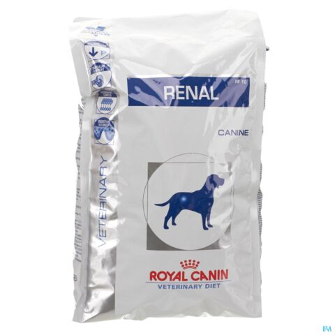 RC VDIET RENAL CANINE 2KG