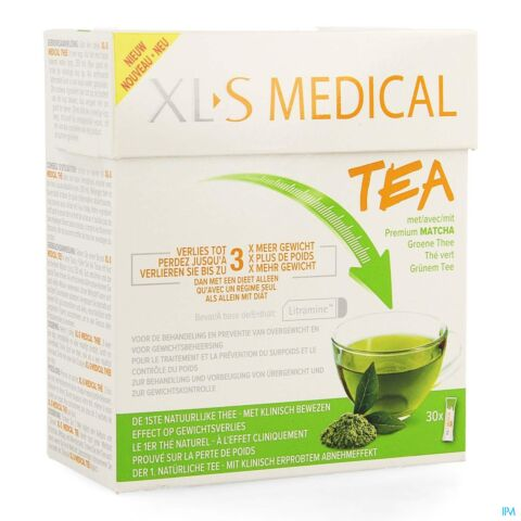 XLS Medical Tea 30 Zakjes