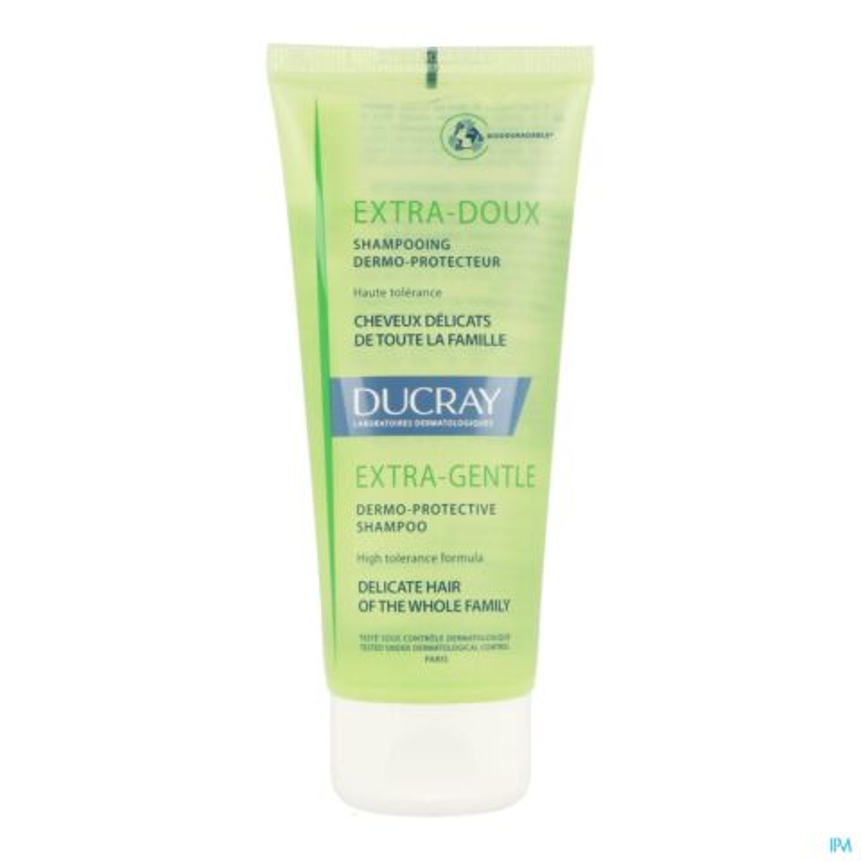 Ducray Shampoo Extra Zacht 400ml