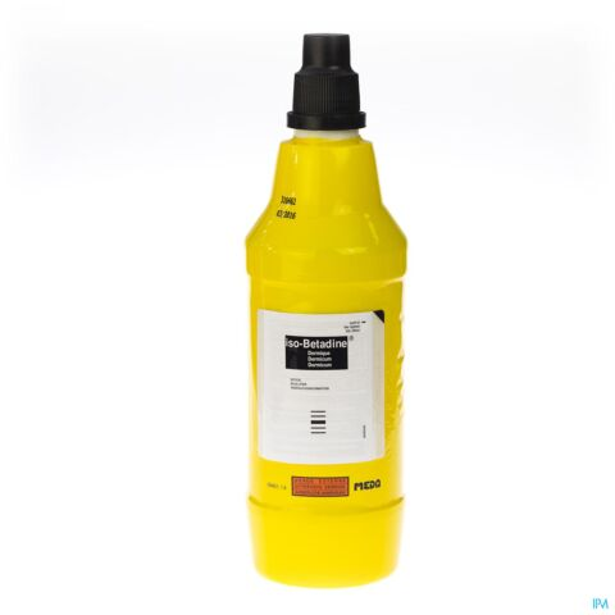 Iso-Betadine Oplossing 500ml