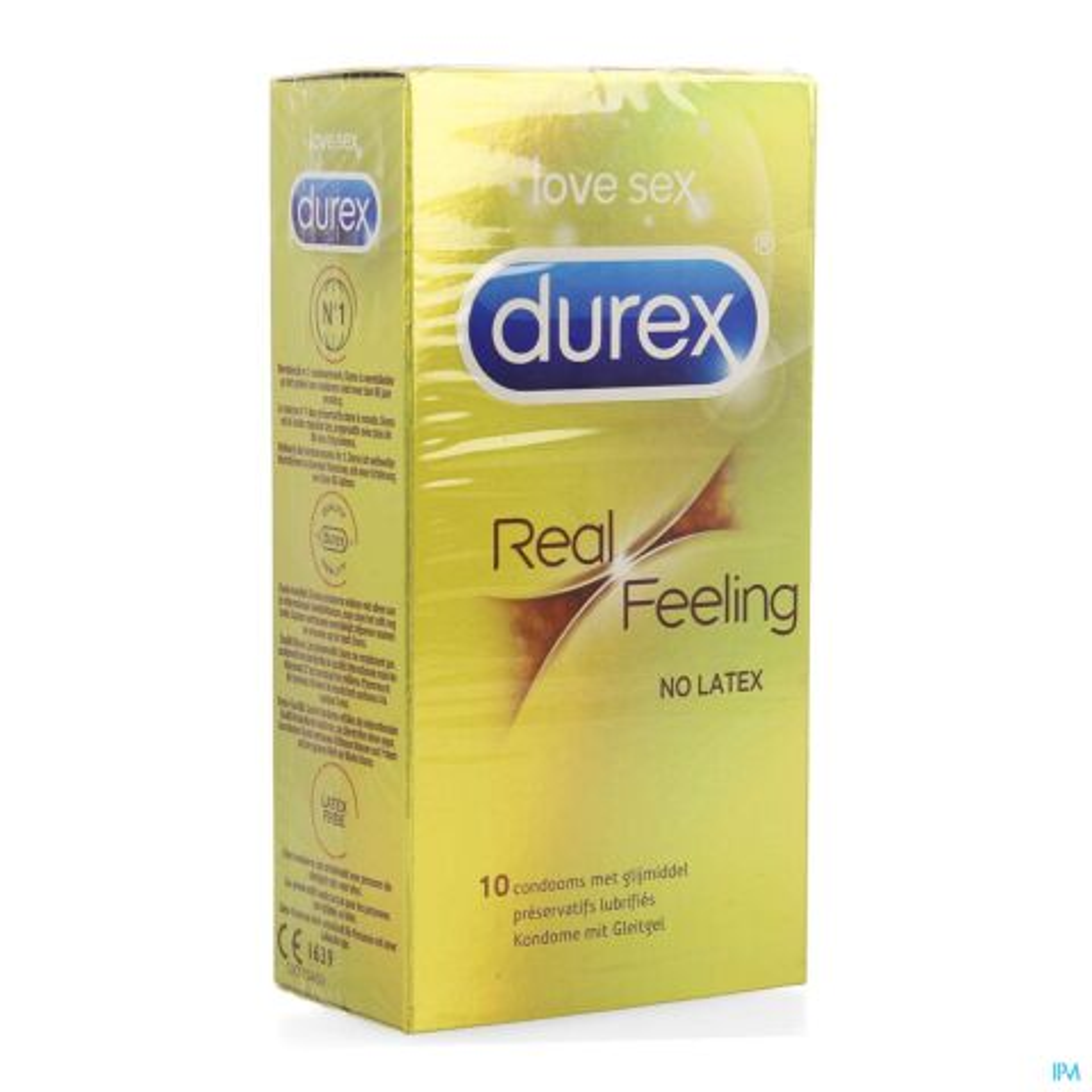 Durex Real Feeling 10 Condooms