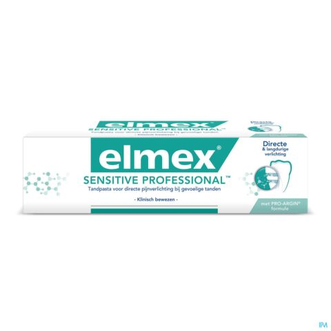 Elmex Sensitive Professional Tandpasta 75ml