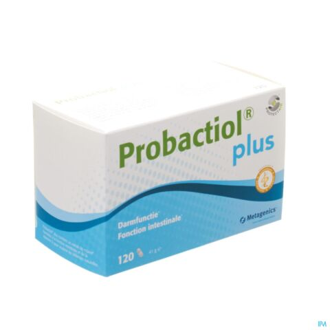 Probactiol Blister 120 Capsules
