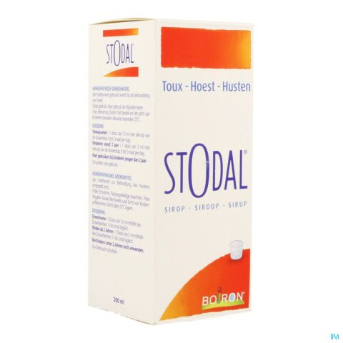 Stodal Siroop 200ml
