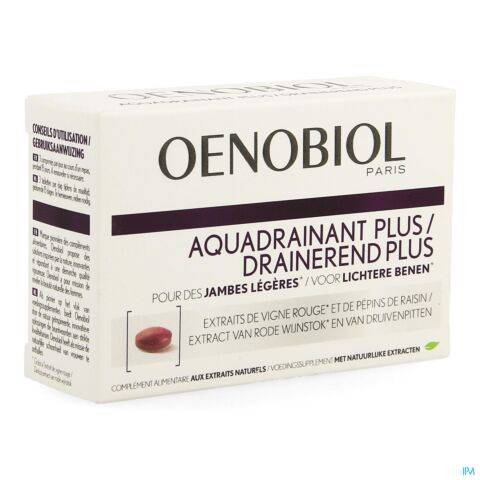 Oenobiol Aquadrainant Plus 45 Tabletten