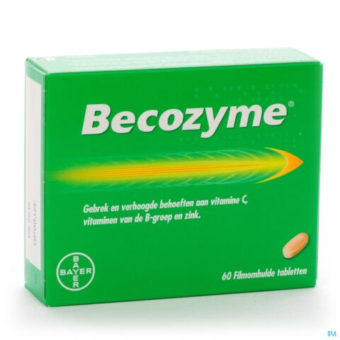 Becozyme 60 Tabletten