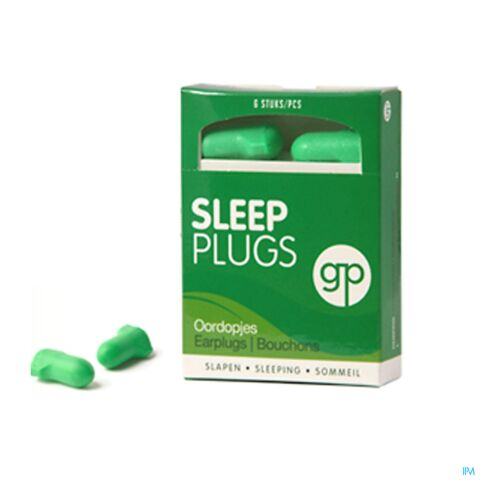 GET PLUGGED SLEEP PLUGS OORDOPPEN 6