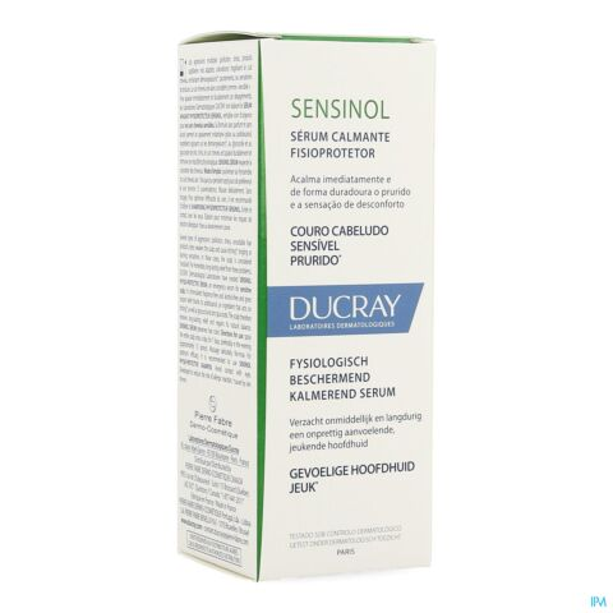 Ducray Sensinol Serum 30ml