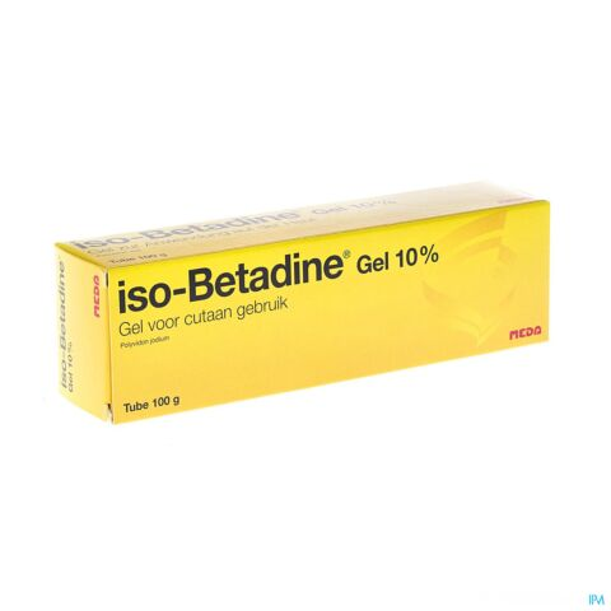 Iso-Betadine Gel 100g