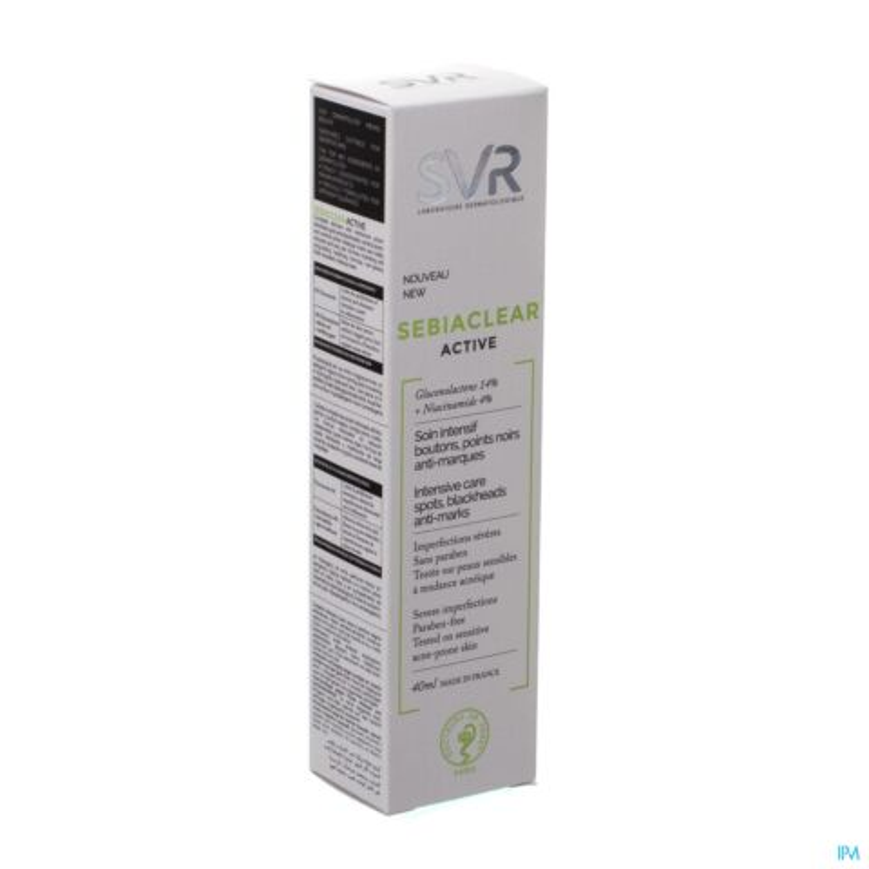 SVR Sebiaclear Active Anti-Imperfecties Crème 40ml
