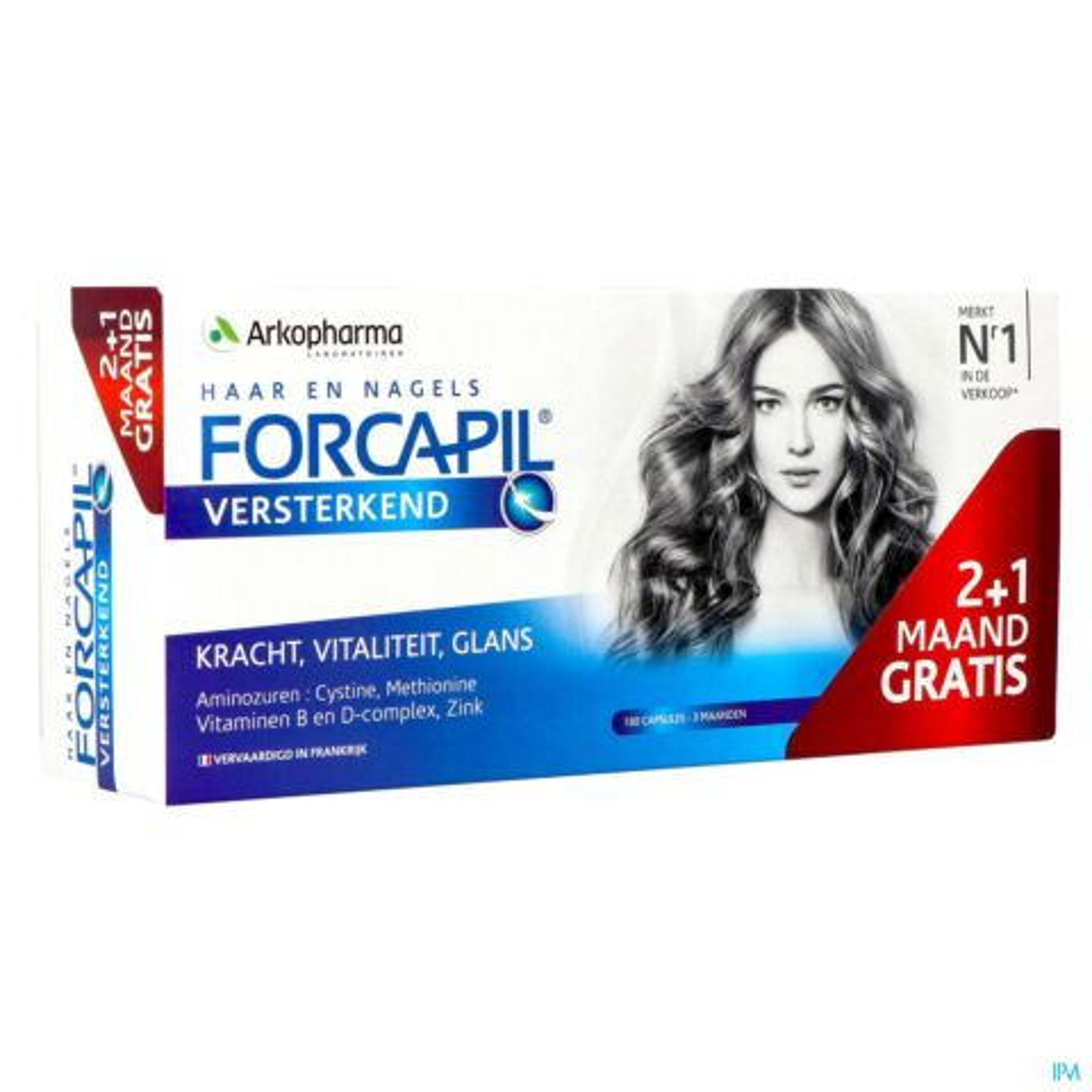 Arkopharma Forcapil Promo 180 Capsules