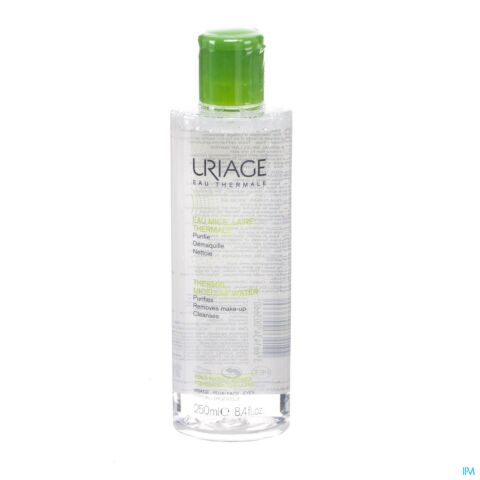Uriage Thermaal Micellair Water Gemengde-Vette Huid Flacon 250ml