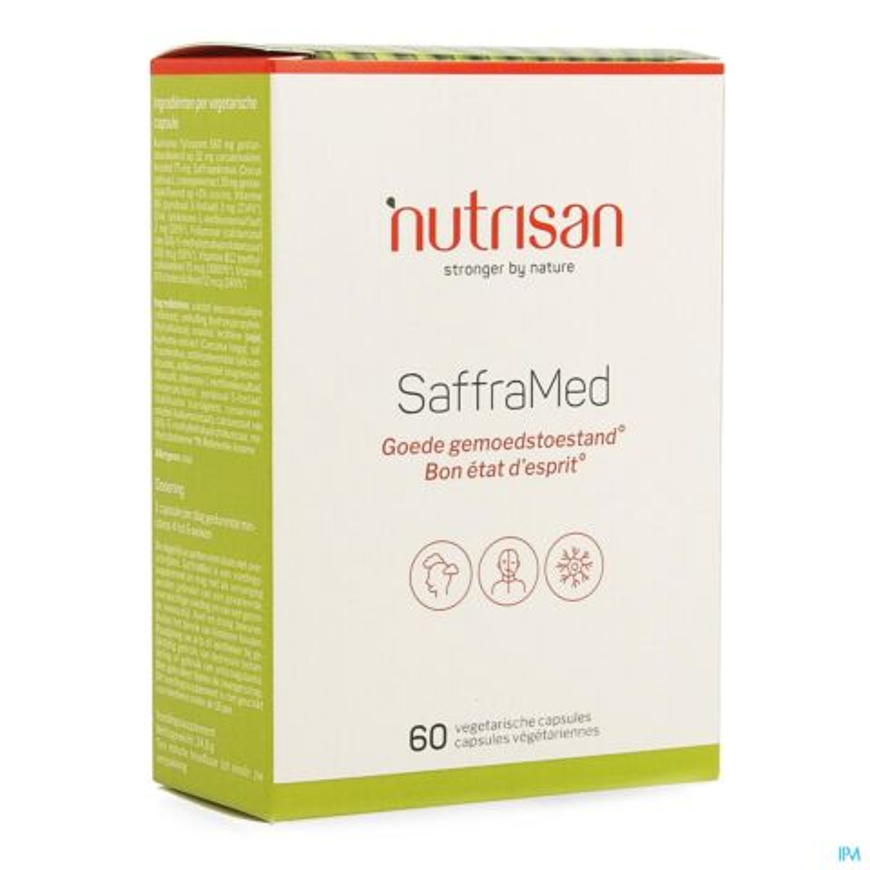 Nutrisan SaffraMed 60 Capsules