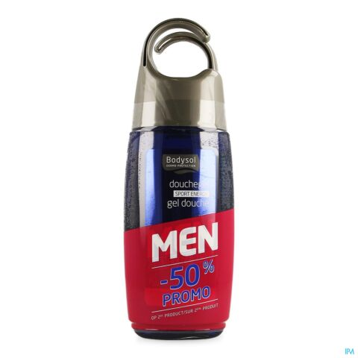 Bodysol Men Douchegel Sport 2x250ml 2e -50%
