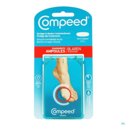 Compeed Blaren Small 6 Pleisters