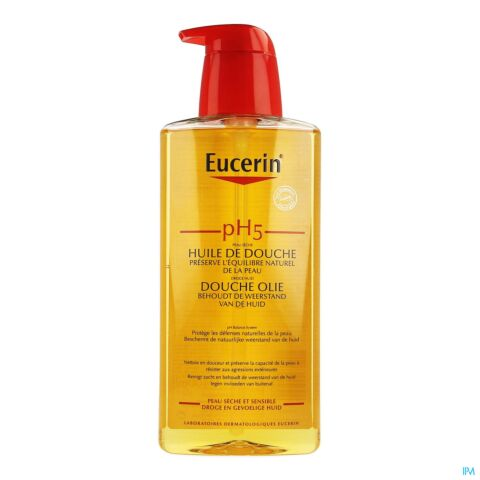 Eucerin pH5 Douche Olie Pompfles 400ml