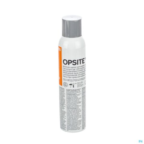OPSITE SPRAY VR DROGE WONDEN 240ML
