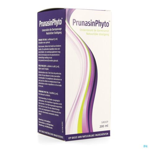 PRUNASINPHYTO SIROOP 200ML