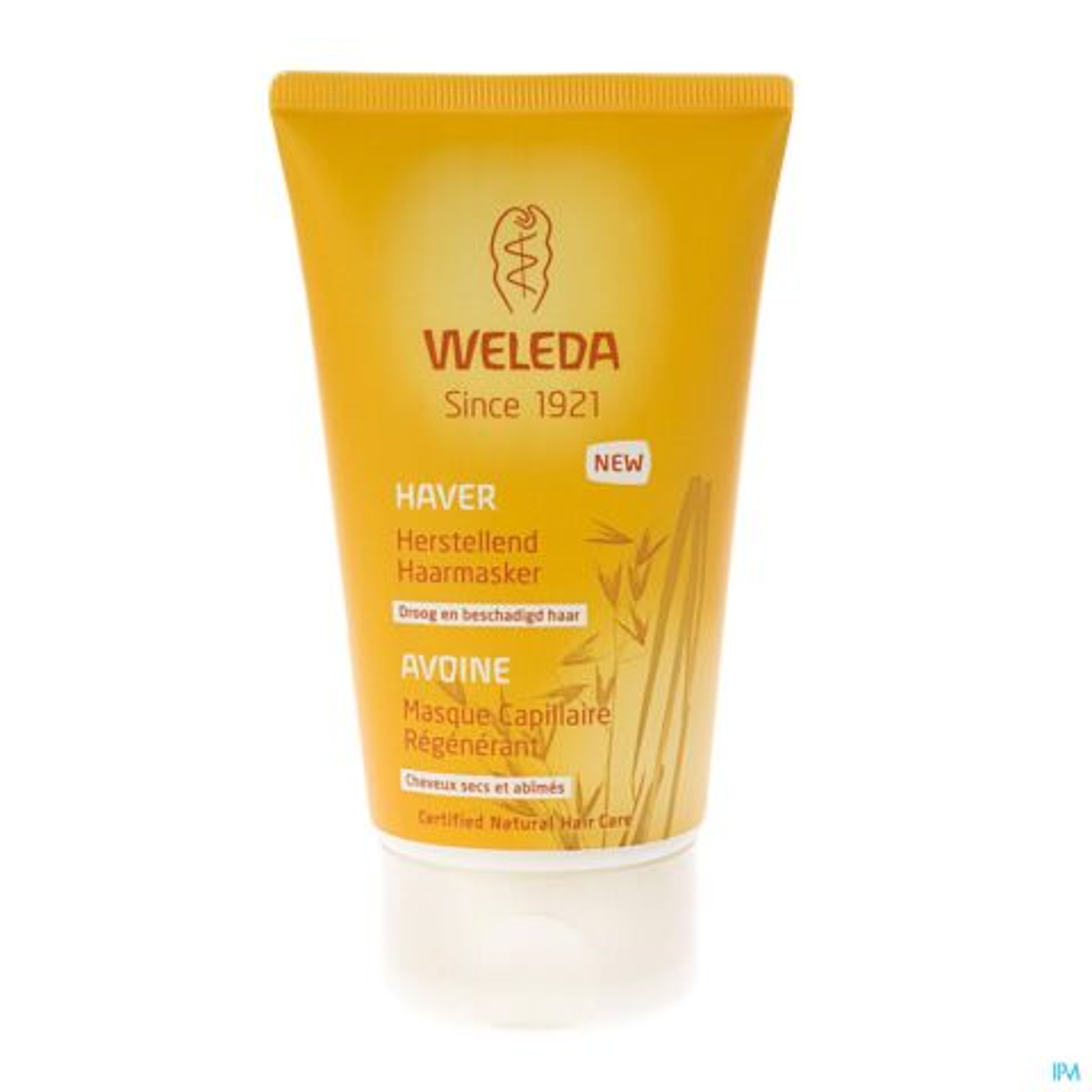 Weleda Haver Herstellend Haarmasker 150ml