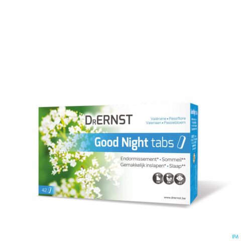 Dr Ernst Good Night Tabs 42 Tabletten