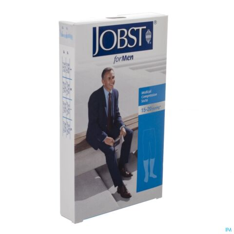 JOBST FOR MEN K1 15-20 AD KHAKI M 1P 7525403
