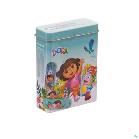Dermo Care Dora Pleisters Blauw 18 Strips