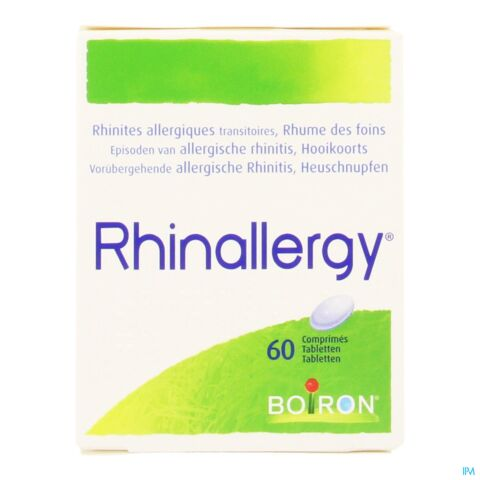 Unda Rhinallergy 60 Tabletten